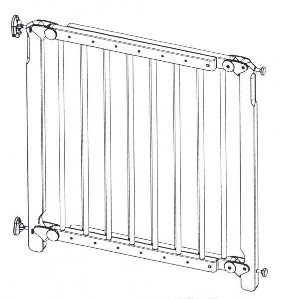 Barreras de seguridad para beb s v2 - Barrera de seguridad para ninos ...