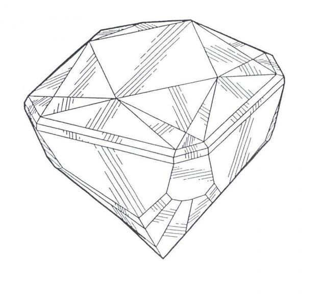 Piedras preciosas v2 - Dibujos de piedras ...