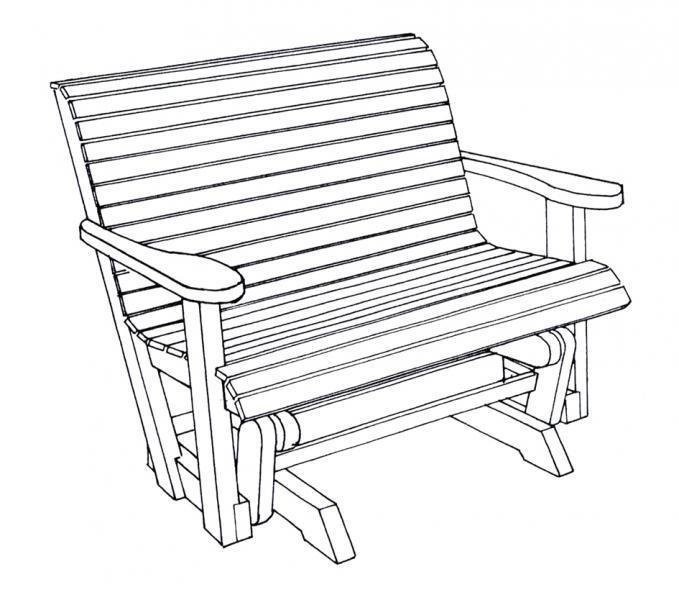 Asientos para columpios muebles de jard n eurolocarno - Muebles de plastico para jardin ...