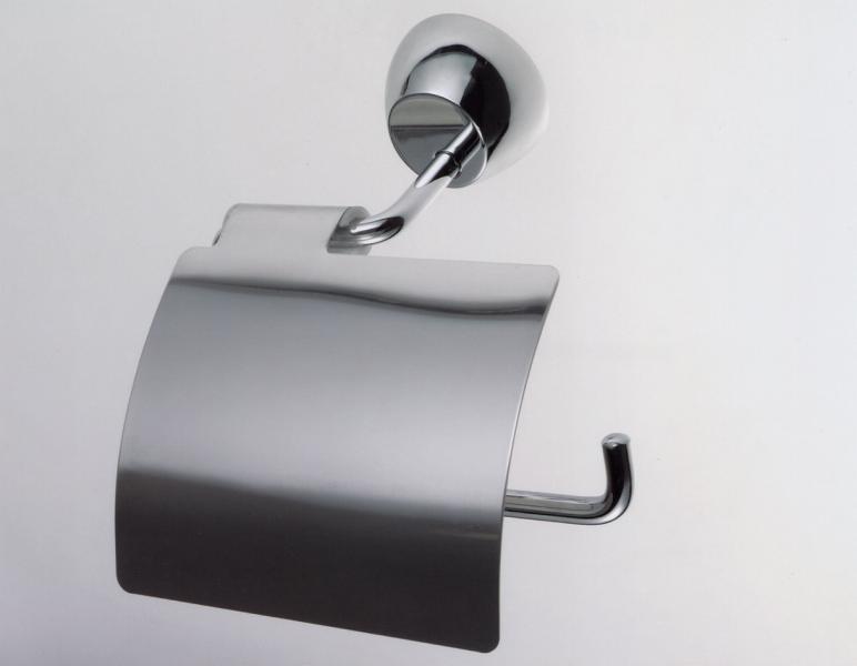 Portarrollos de papel higi nico combinado con tapa for Portarrollos papel higienico