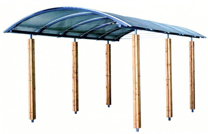 Construcciones garajes toldos v2 for Garajes modelos