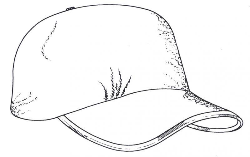 Dibujos Para Dibujar De Gorras