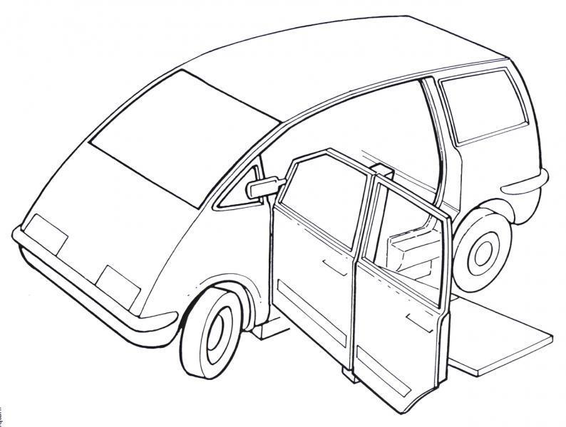 Medios de transporte y de elevación / AUTOMÓVILES, AUTOBUSES Y ...