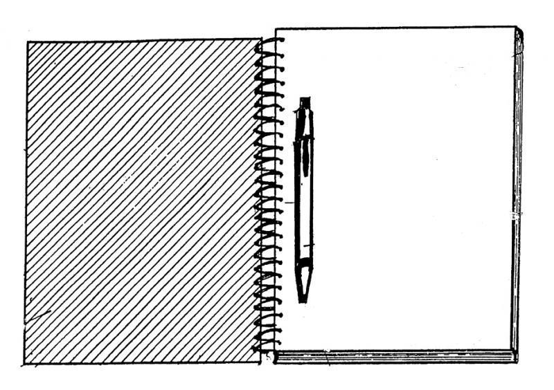 Dibujos En Libretas Ii: Dibujos Para Colorear De Libretas