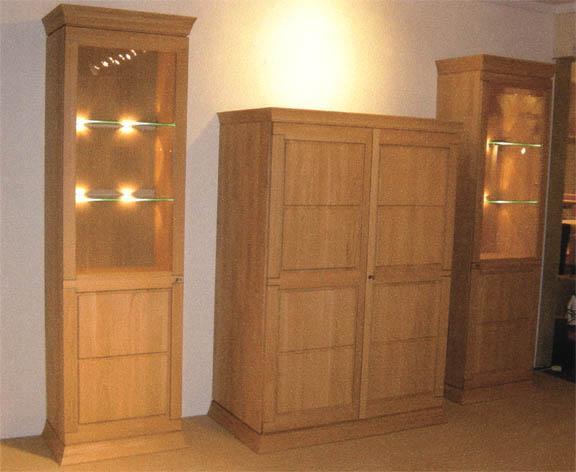 Aparador para la vajilla vitrinas muebles v2 - Vitrinas para vajillas ...