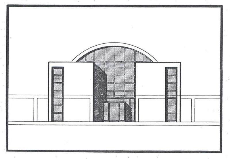 Dibujos de fachadas de casas para colorear imagui for Casas para dibujar