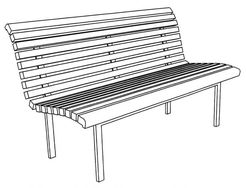 Dibujos de bancas imagui - Imagenes de bancos para sentarse ...
