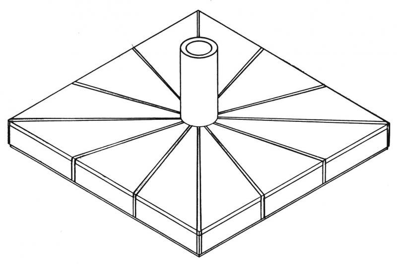 Bases para sombrillas v2 - Base para sombrilla ...