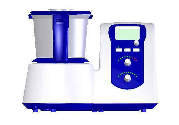 M quinas para preparar alimentos robots de cocina for Maquinas de cocina