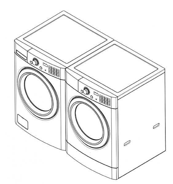 M quinas secadoras de lavander a lavadoras de lavander a - Medidas de lavadoras y secadoras ...