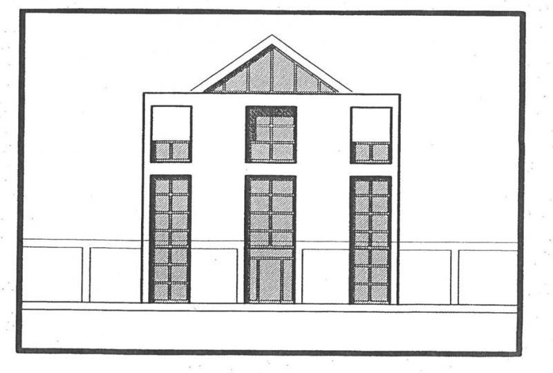 Dibujos De Fachadas De Casas Imagui