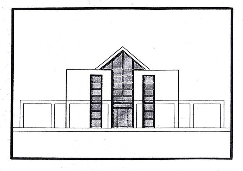 Dibujos De Fachadas De Casas Para Colorear Imagui