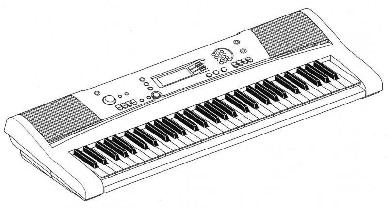 Instrumentos de teclado electrnicos    EuroLocarnoes  v2