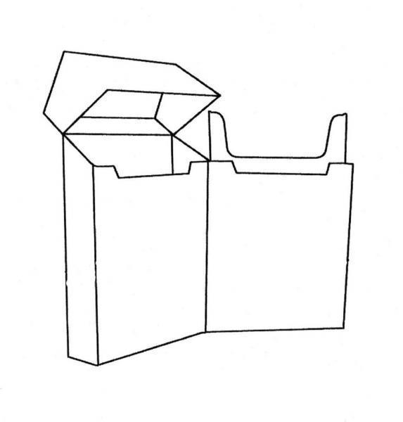 Como hacer cajas de cigarros - Imagui
