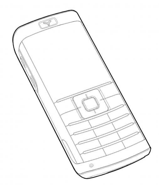 Dibujo de un telefono movil - Imagui