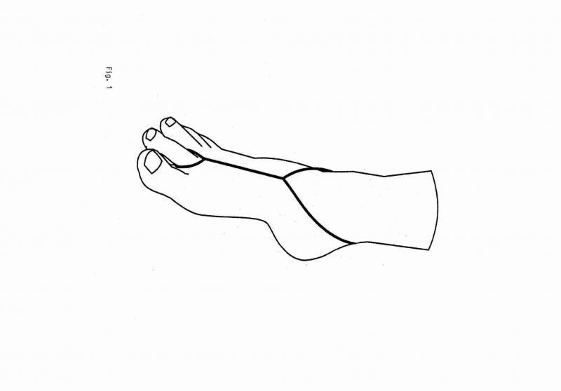Artículos de joyería y bisutería para los pies