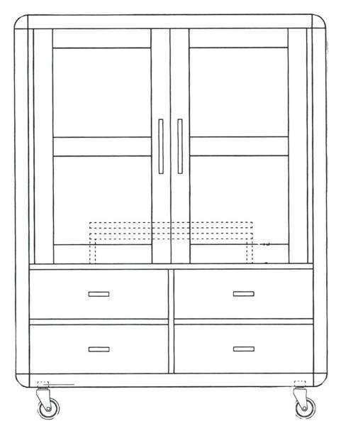 dibujo muebles - imagui - Dibujo De Muebles