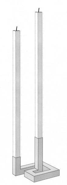 Soportes para velas candelabros v2 - Soportes para velas ...
