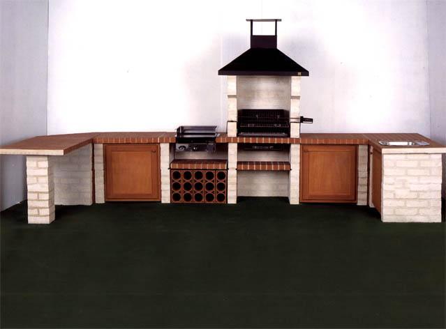 Cocinas de exterior v2 for Cocinas de exterior