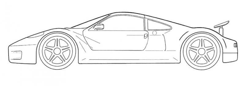 Dibujos De Carros Para Dibujar
