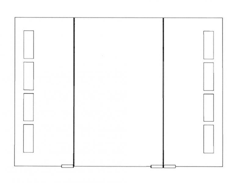Armario bano espejo dise os arquitect nicos - Espejo con armario bano ...