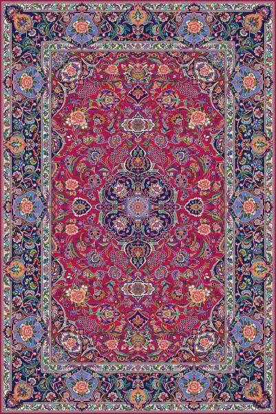 Dibujos de alfombras imagui - Alfombras dibujos geometricos ...