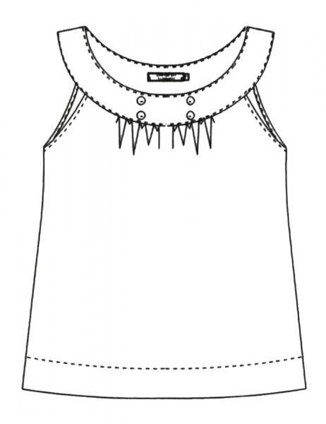 Artículos de vestir y mercería / VESTIDOS / Camisetas de tirantes