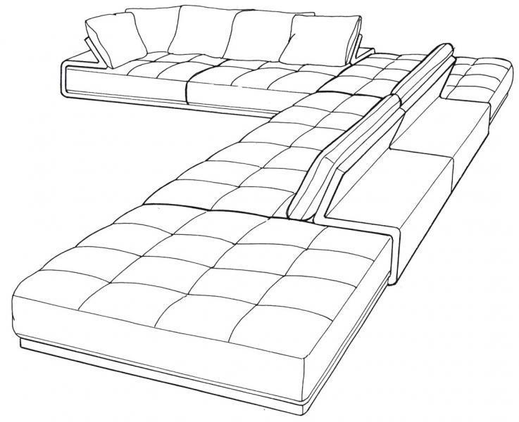 Sillones divanes poufs v2 for Modelos de divanes