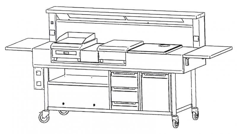 Mobiliario de cocina v2 for Mobiliario de cocina industrial