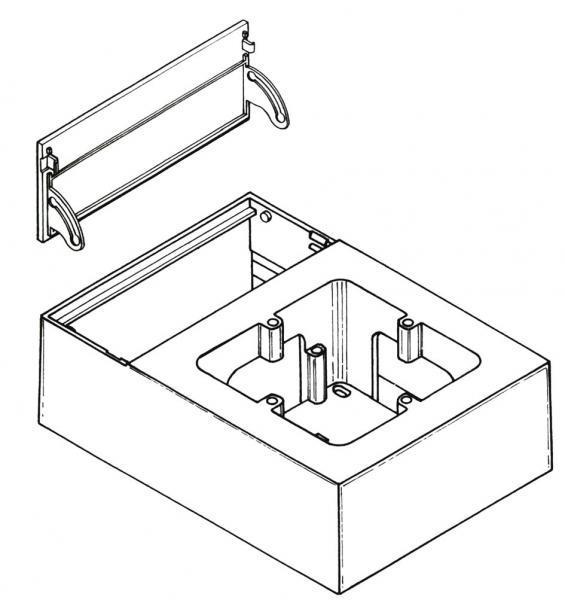Caja de distribuci n el ctrica v2 for Caja de distribucion