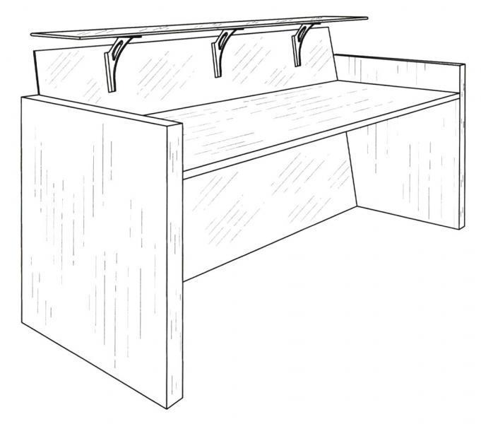 Muebles de oficina v2 for Marcas de muebles para oficina