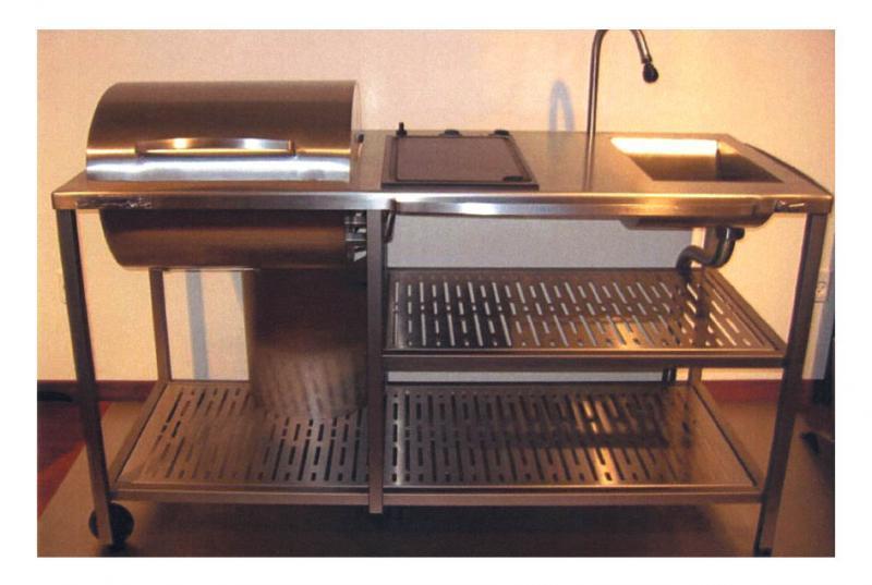 Cocinas exteriores v2 for Cocinas de exterior