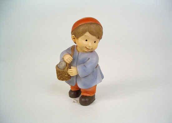 DE PARED, JARRONES Y FLOREROS / Figuras de belenes [figuras navideñas