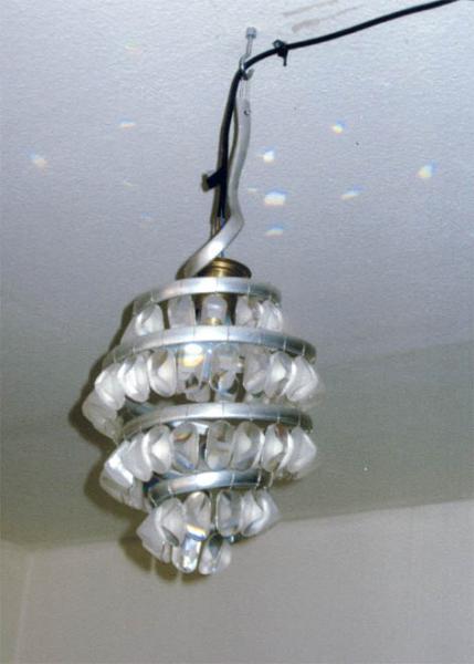 L mparas de techo ara as l mparas de cristal - Lamparas de cristal para techo ...