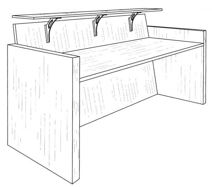 Muebles de oficina v2 for Muebles para oficina 3