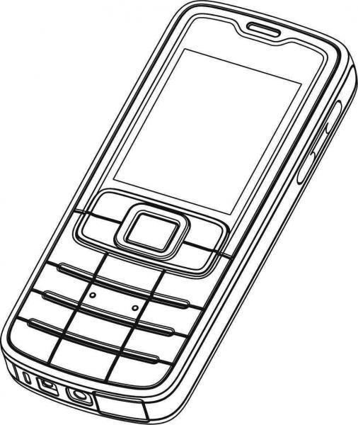 Dibujos de telefonos moviles - Imagui