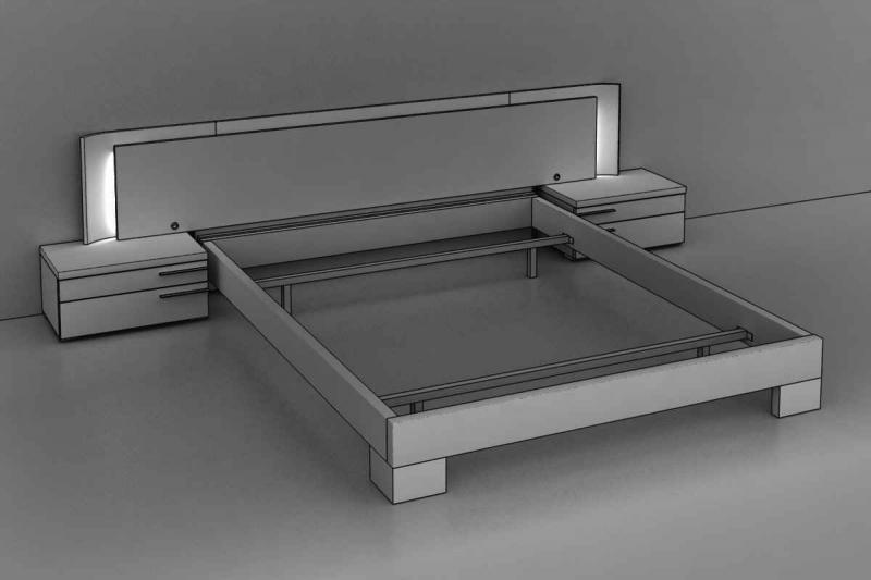 Cabezales de cama muebles v2 - Cabezales de cama de diseno ...