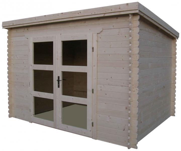 Cobertizos de jardin dise os arquitect nicos for Cobertizos prefabricados